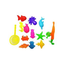 Genérico Juguete Para Niños Set de Pesca Mar Abierto