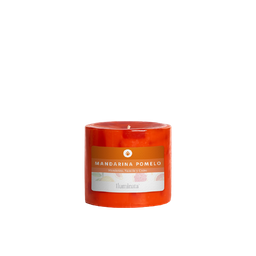 Iluminata Vela Pilar 43 Mandarina Pomelo Chunk
