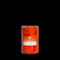 Iluminata Vela Pilar 34 Mandarina Pomelo Chunk