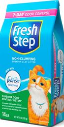 Fresh Step Arena Multi Cat Con Febreze 14 Lbs