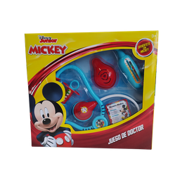 Toyng Juguete Set Doctor Mickey