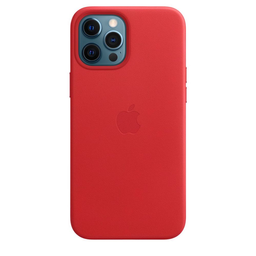 Apple Funda Para Iphone 12 Pro Max Rojo