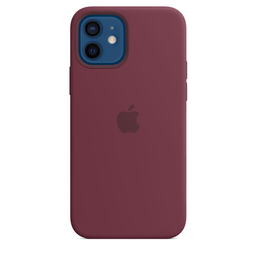 Apple Funda Para Iphone 12/12 Pro Ciruela