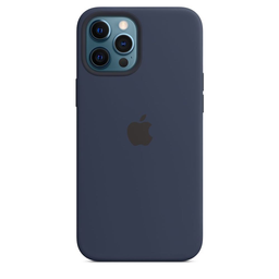 Apple Funda Para Iphone 12 Pro Max Azul Oscuro