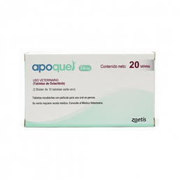 Apoquel 20 Tabletas (3.6 mg)