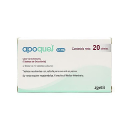 Apoquel 20 Tabletas (5.4 mg)