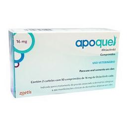 Apoquel 20 Tabletas (16 mg)