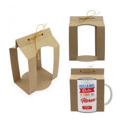 caja para mug de 11 onzas en carton x 50 unidades