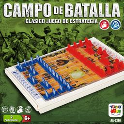 Toyng Juego Campo de Batalla