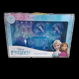 Disney Set de Cocina Frozen
