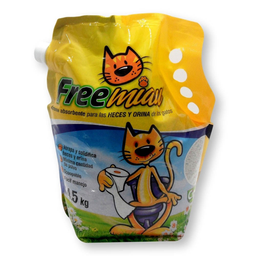 Implementos Freemiau Arena para Gatos 4.5 Kg