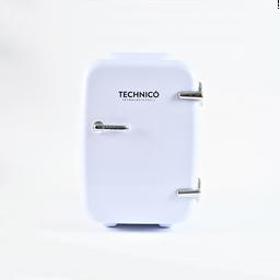 Technico Tecnología Nevera Mini Rosada
