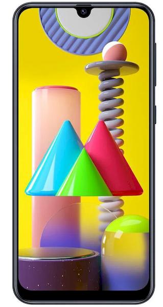 Samsung Galaxy M31 128 gb Negro