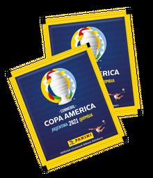 Panini Sobre Con Laminas Copa América 2021