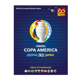 Panini Álbum Tapa Dura Copa América 2021