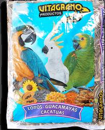 Vitagrano Alimento Para Aves Medianas