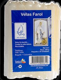 Vela Farol Ref 017 Bella Luz