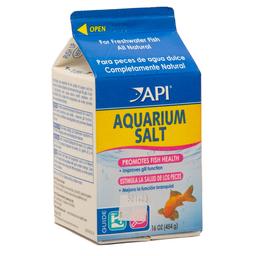 Api Sal Para Acuario Aquarium Salt Petworld 454 g