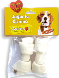 Juguete Canino sin Olor Can Amor