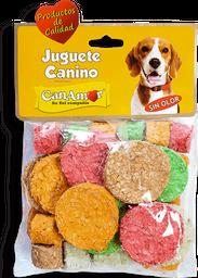Can Amor Juguete Canino Sin Olor de Colores