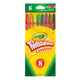 Crayones Twistables X 8