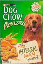 Snack galletas para perro Dog Chow adultos maxi x 500 gr