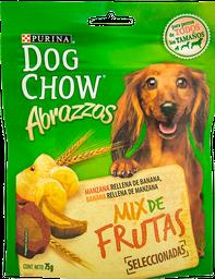 Snack para perro Dog Chow mix de frutas x 75 gr
