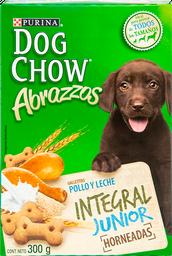 Snack galletas para perro Dog Chow cachorros x 300 gr