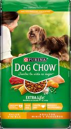 Comida para perro Dog Chow Adulto minis y pequeños x 1 kg