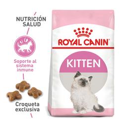 Royal Canin Alimento Para Gato Feline Fhn Kitten 10 Kg