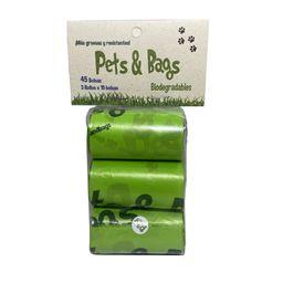 Rollos De Bolsas Biodegradables