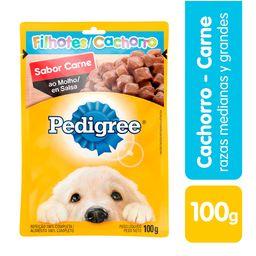 Pedigree Pouch Cachorro Carne