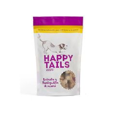 Happy Tails Galleta Tocineta y Mtq Mani 180 g
