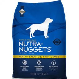Nutra-Nuggets Alimento Para Perro Maint Form 1 Kg