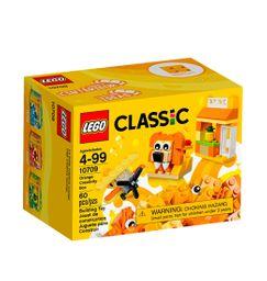 Set caja de creatividad naranja - classic