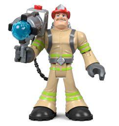 Figura billy blazes 16 cm - rescue heroes